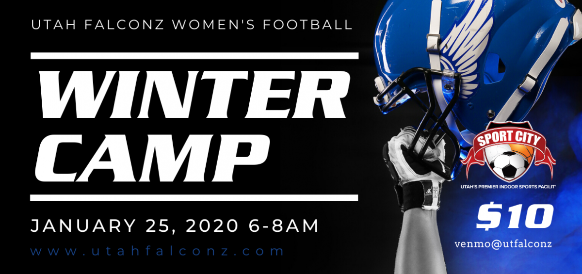 Utah Falconz Winter Camp