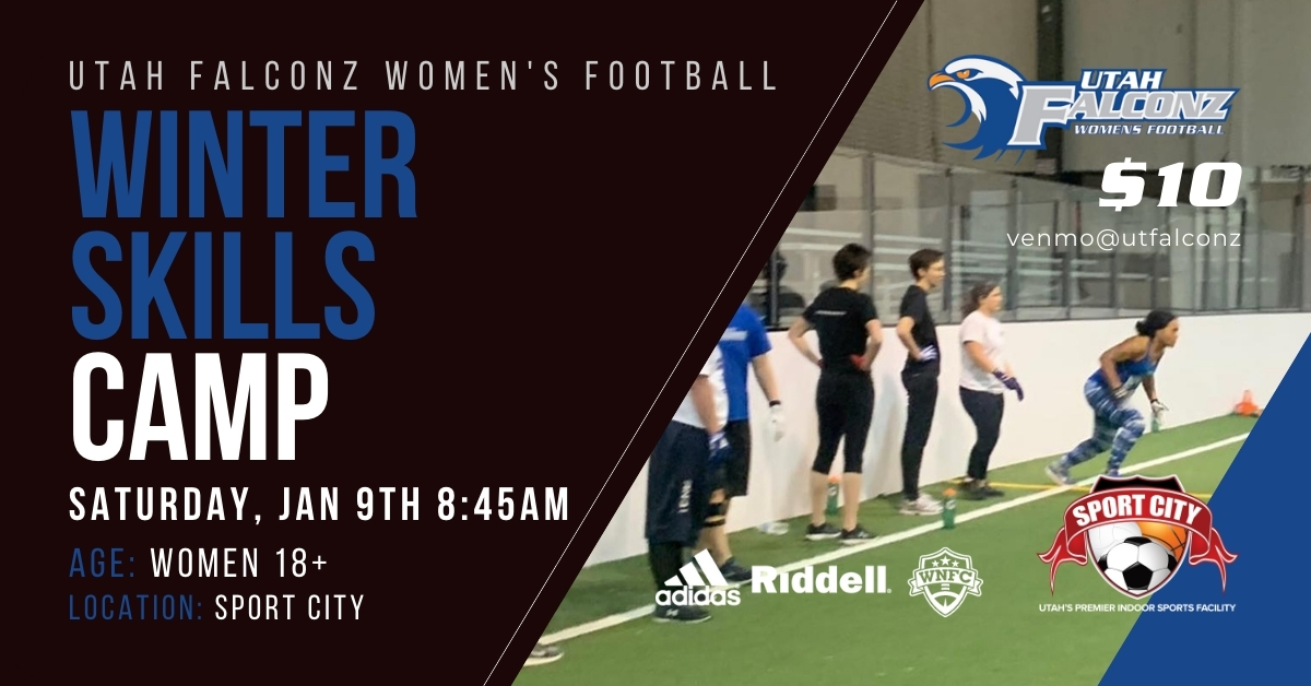 Utah Falconz Skills Camp 2021